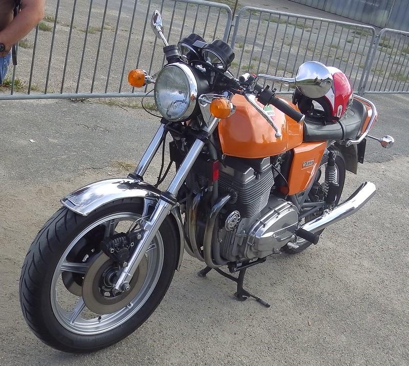 Laverda 1000/3C 1974 strictos d'origine jamais réstaurée à Cerny (91)  15242628101_2fc95f8f2d_c