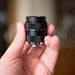 Nikon V1 & C-Mount 25mm f/1.4