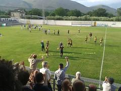sassano calcio play off