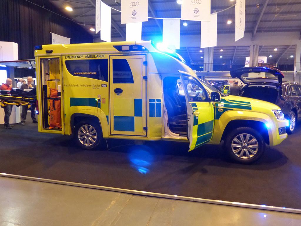 East Midlands Ambulance Service East Midlands Ambulance