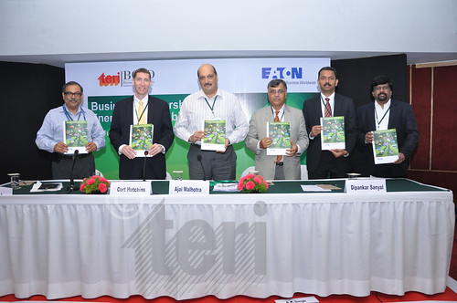 Eaton's first Sustainability Report in India launched at the Business Leadership for Energy Sustainability in India