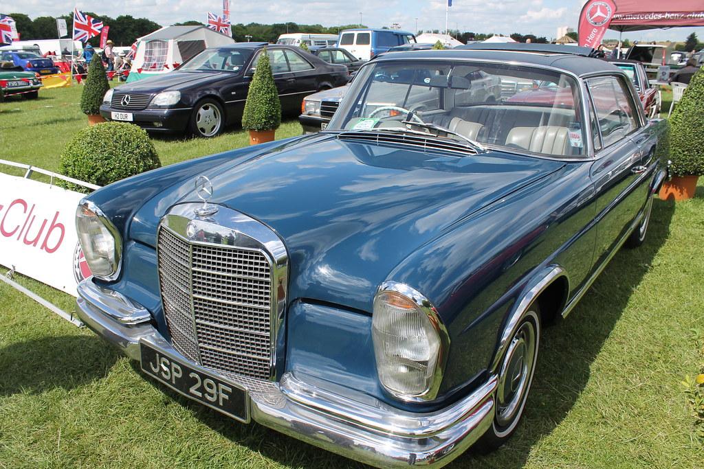 Mercedes Benz 1968 280se Jsp 29f Enfield Middex Bob