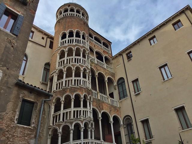 Scala Contarini del Bovolo (Venecia)