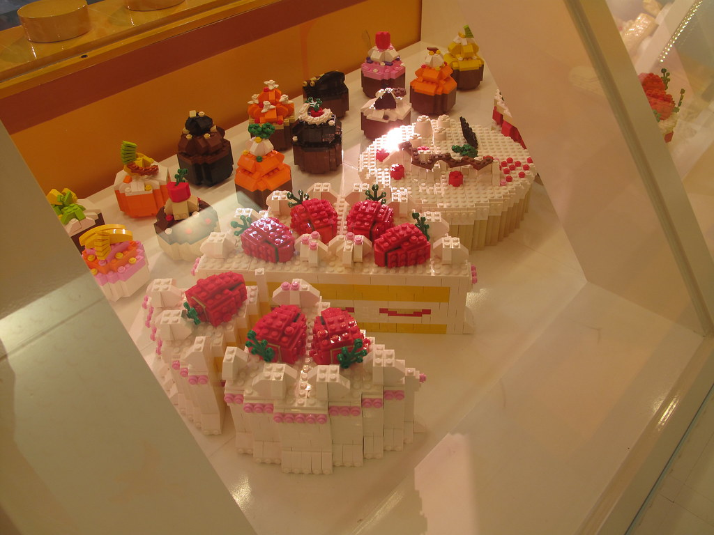 Cakes - James Zhan