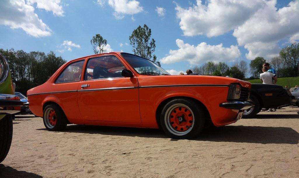 opel kadett c 1977 1979 limousine 2 t rig tuning orange. Black Bedroom Furniture Sets. Home Design Ideas