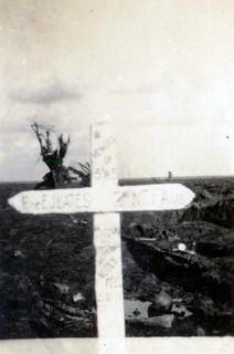 Fallen comrades - Ernest John Bates
