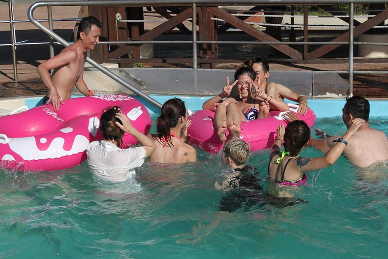 夏天。台北旅遊。八仙樂園 (120)