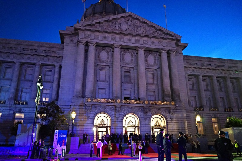 SF City Hall 100th anniversary