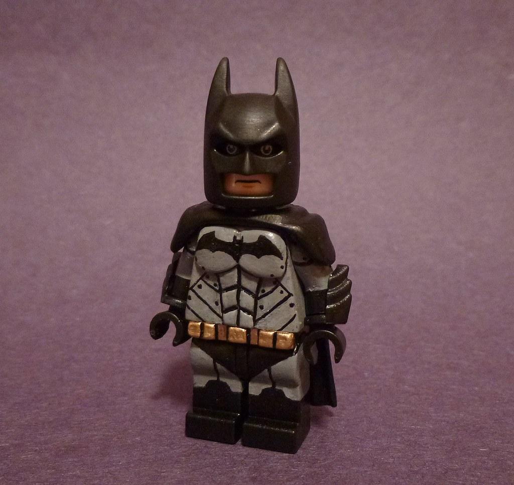 Lego Batman Arkham Knight: Custom Lego Batman Arkham City/Asylum: Batman