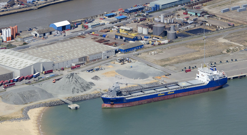 Great Yarmouth Outer Harbour Great Yarmouth Outer