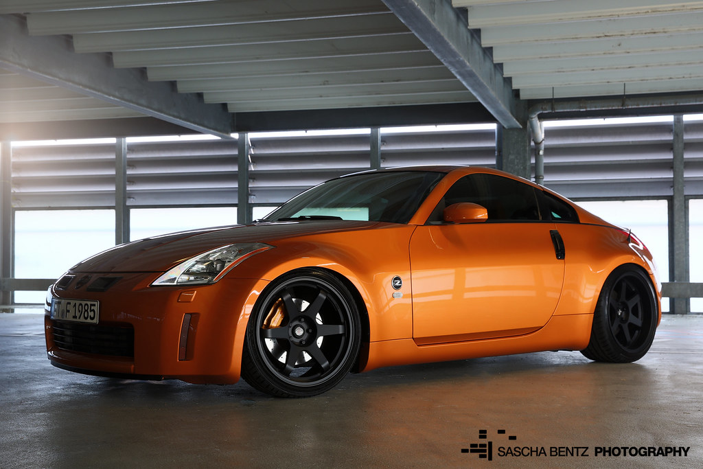 nissan 350z ati procharger sascha bentz flickr. Black Bedroom Furniture Sets. Home Design Ideas
