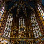 St Marys Church Krakow - Mariacki Basilica