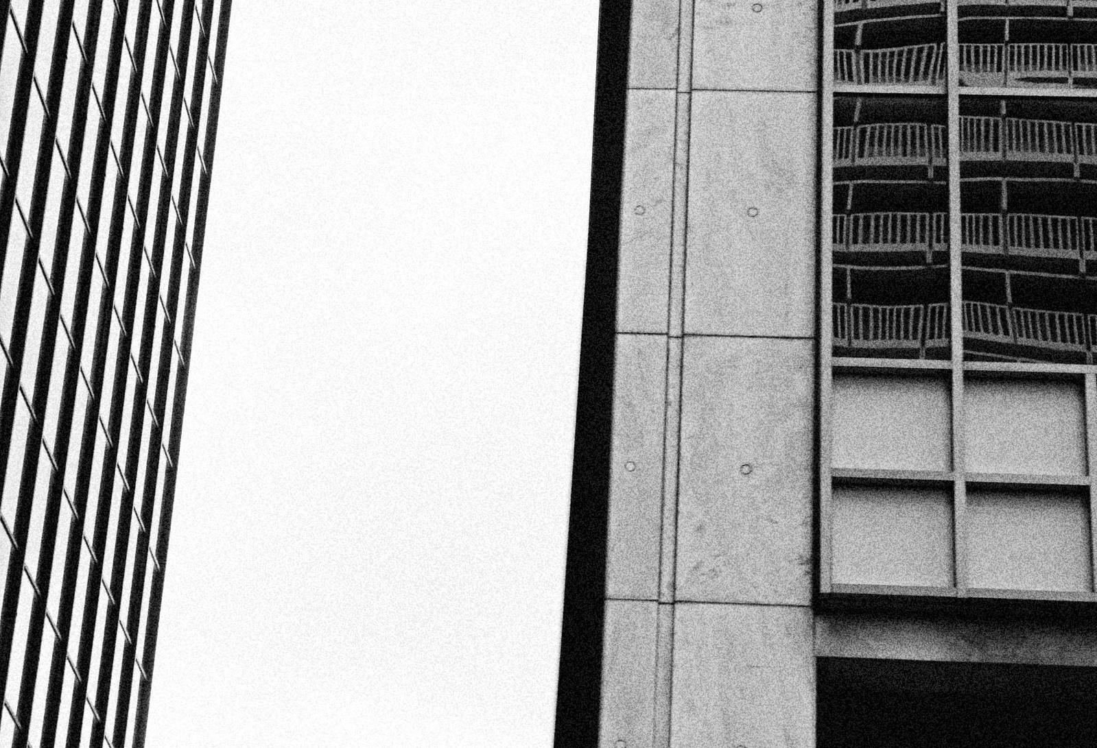 Reflected Windows, Downtown Atlanta