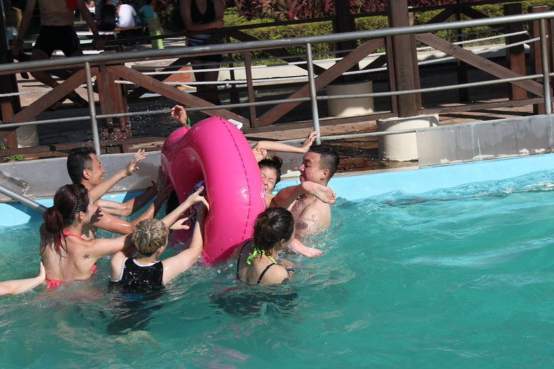 夏天。台北旅遊。八仙樂園 (122)