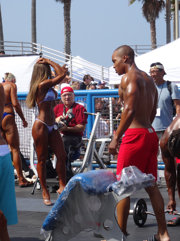 Venice Beach Mr Amp Ms Muscle Beach Competition 4 Flickr