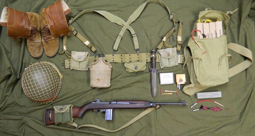 wwii combat engineer equipment