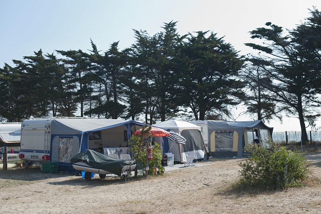 camping indigo noirmoutier les emplacements de camping. Black Bedroom Furniture Sets. Home Design Ideas