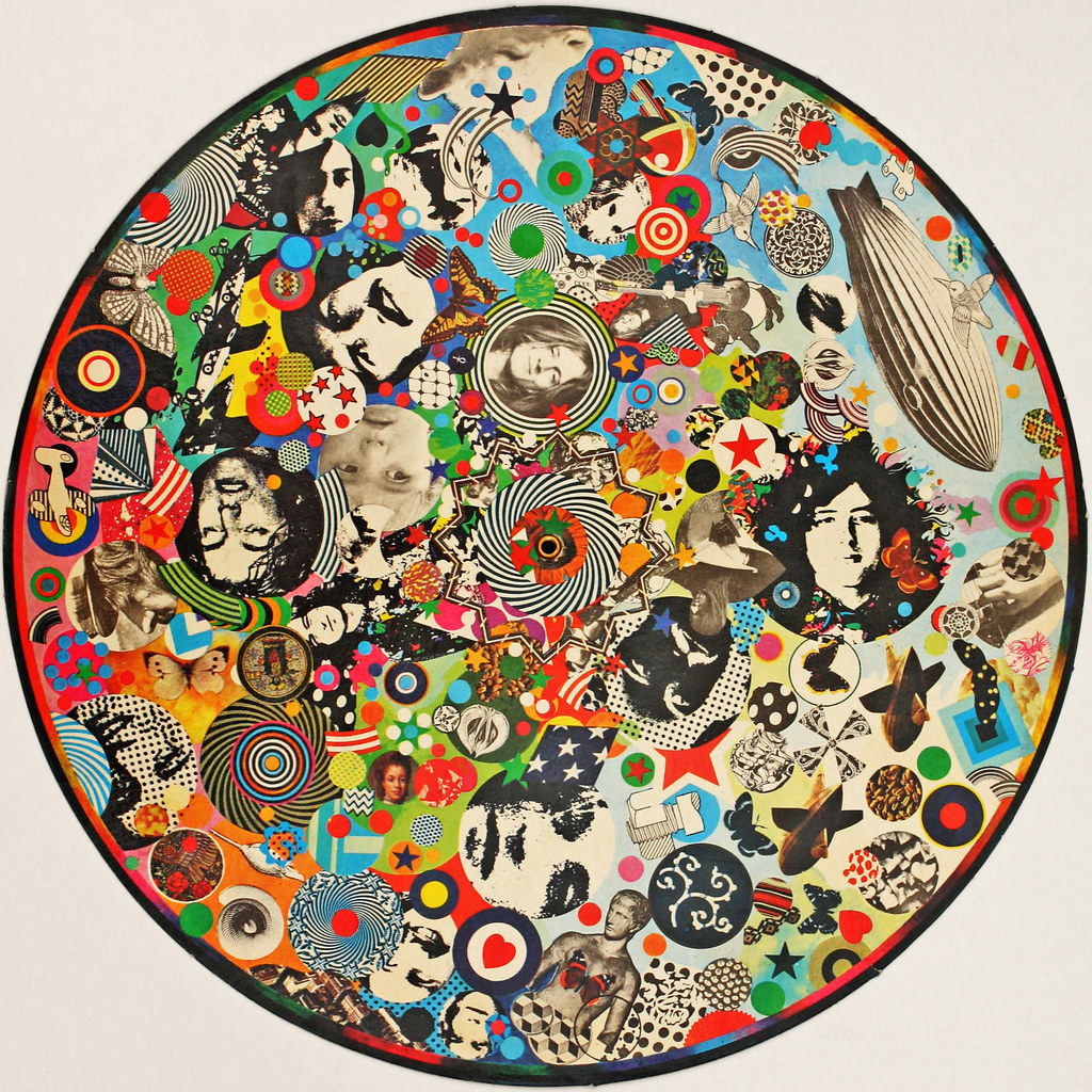 led zeppelin iii volvelle the volvelle insert from the fro flickr. Black Bedroom Furniture Sets. Home Design Ideas