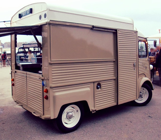 CITROËN H FOOD TRUCK
