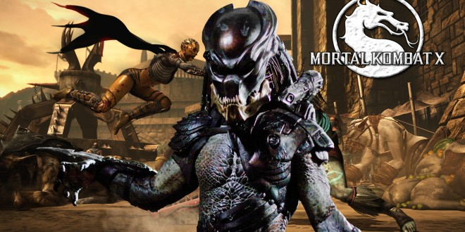 Mortal Kombat X - Predator out in July