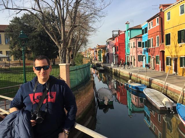 Sele en Burano (Venecia)