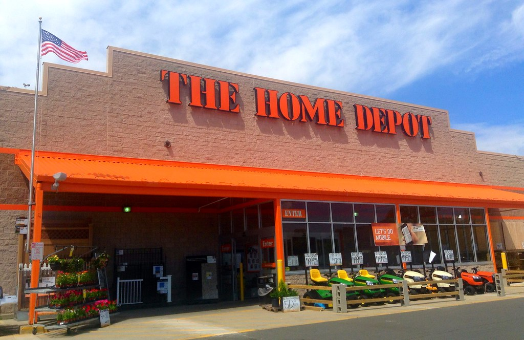 Home Depot In Store Kitchen Design