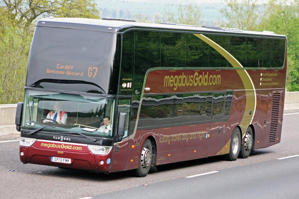 Megabus London To Glasgow Sleeper Megabus Cheap But Not