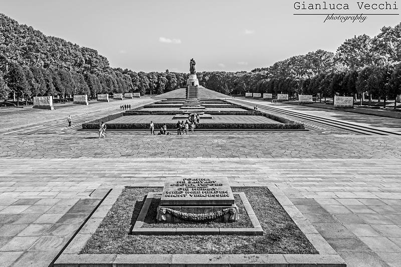 Memoriale Sovietico di Treptow Berlino