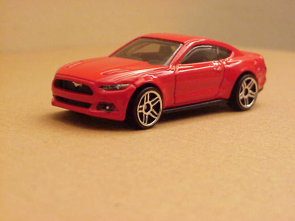 Ford Mustang 2 >> Hotwheels 2015 Ford Mustang GT | HW City series. | Doc100 | Flickr