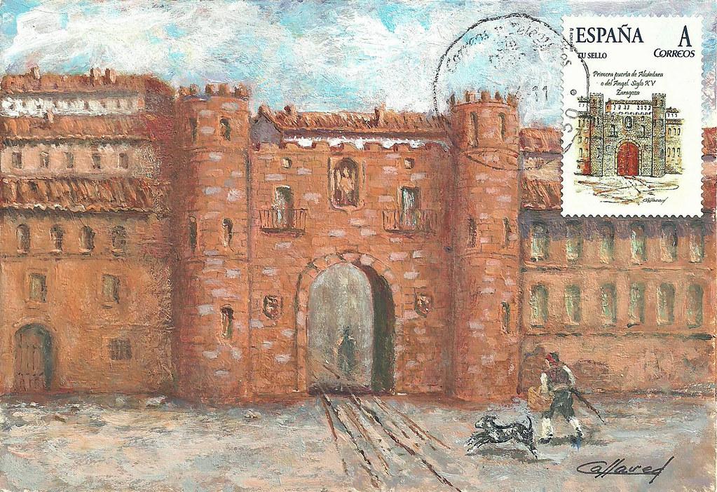 Puerta del ngel 1493 primera puerta del ngel - Inem puerta del angel ...