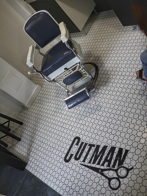 flow - a shop for men and Cutman Barbershop