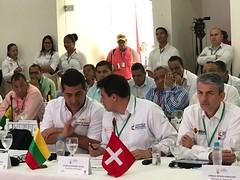 Ministro Rojas en Cumbre de Alcaldes