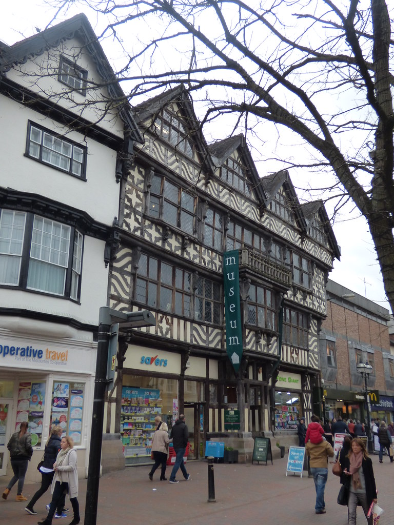 Shrewsbury Pubs Restaurants