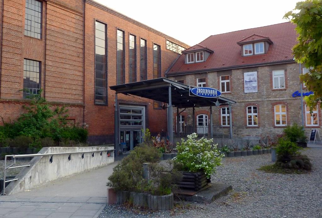 Zuckerfabrik Halberstadt Programm