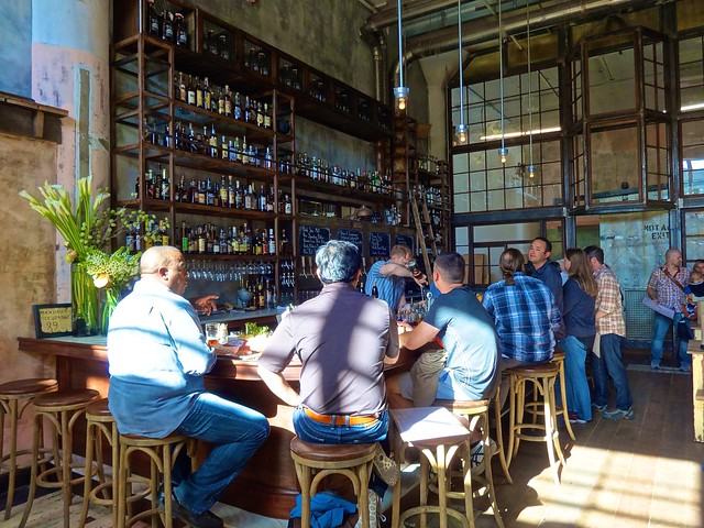 Dogpatch sf restaurants with a view
