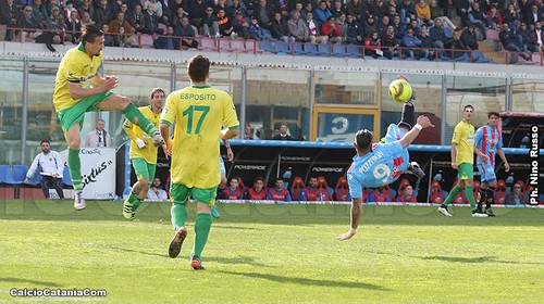 Catania-Melfi 0-2: Il rovescio della medaglia$