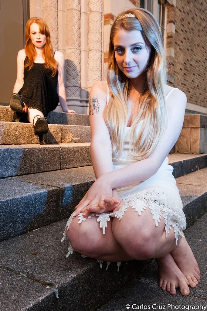 Maria And Morgan Antagonists Models Maria Pagano And