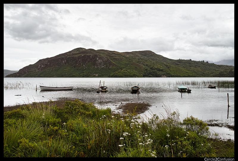 * Lough Caragh, Ireland