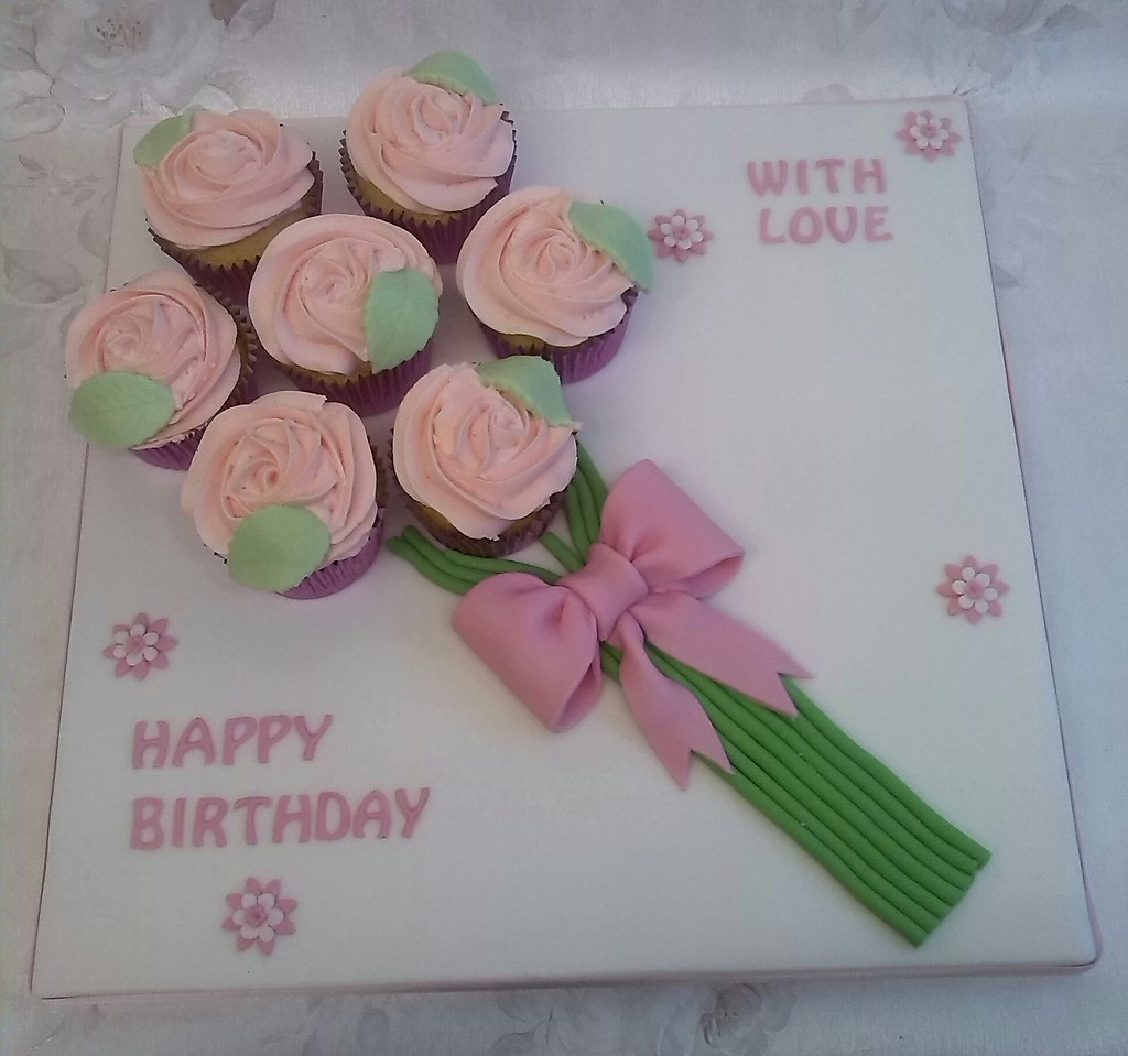 All sizes   Cupcake Bouquet Board   Flickr - Photo Sharing!