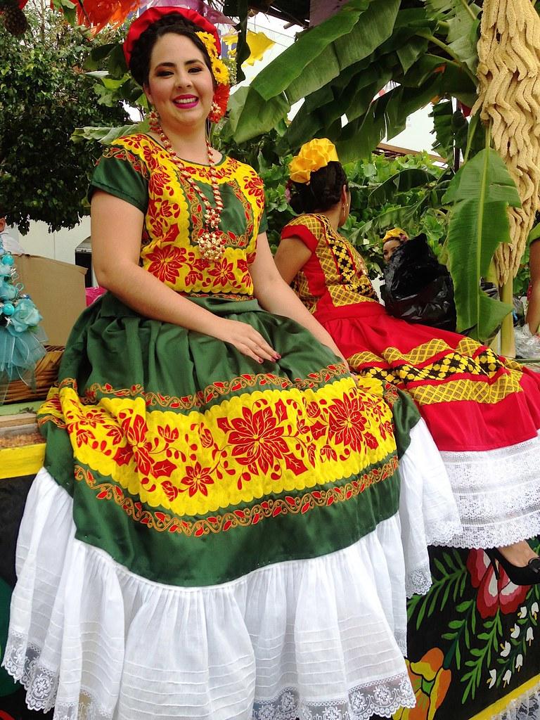 Tehuana Women Hi Dear All Few Weeks Ago I Visited