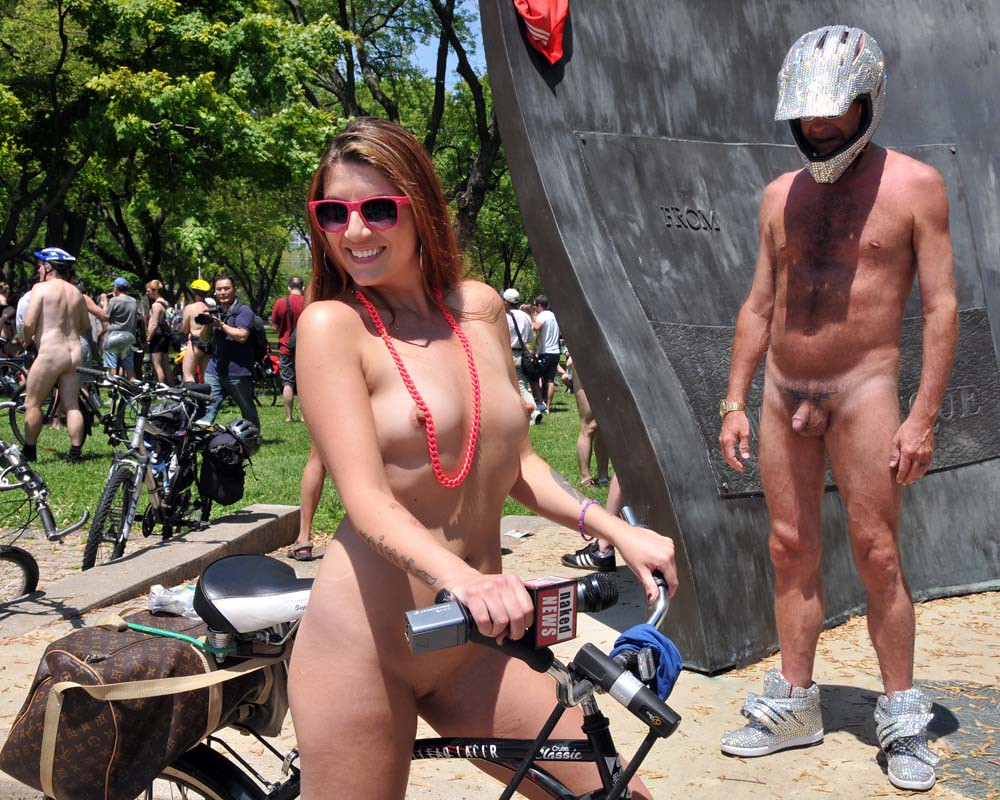 Nude bike ride toronto 10