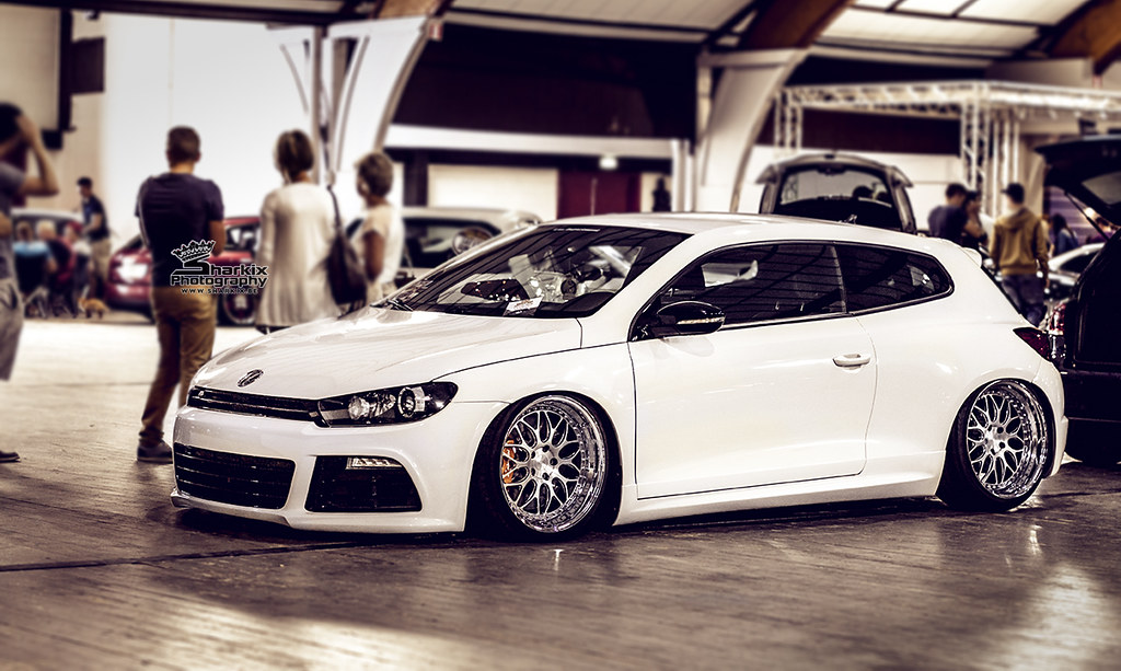 Vw Scirocco Perfect Stance Www Facebook Com