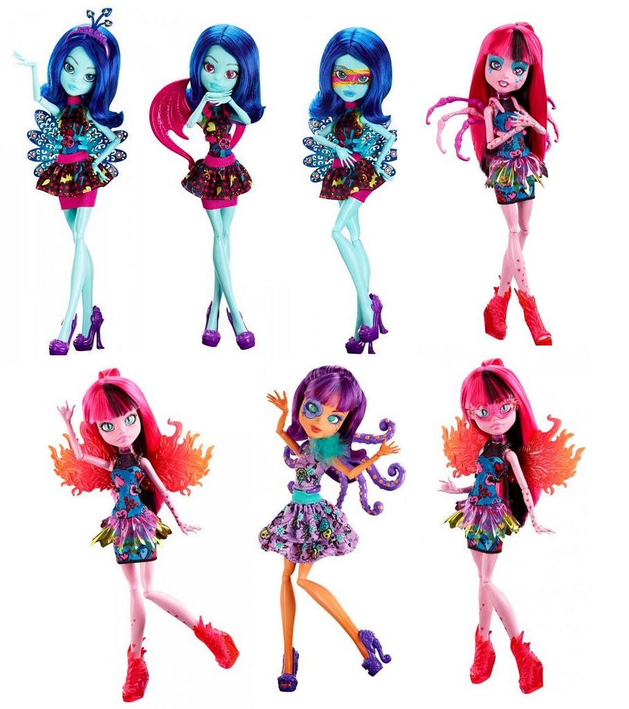 Monster High Create A Monster Heart Shoes