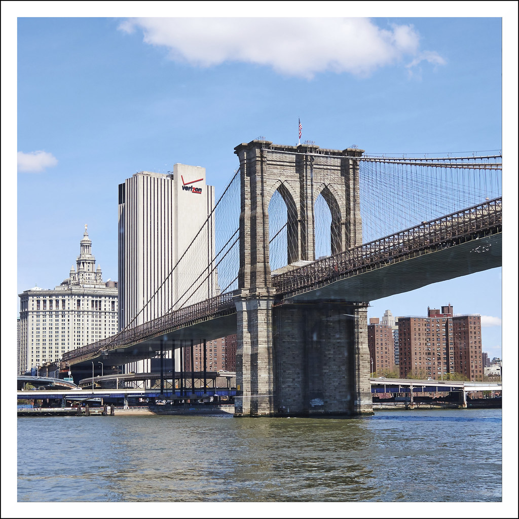 Manhattan brooklyn bridge le pont de brooklyn ou for Architecte 3d wiki
