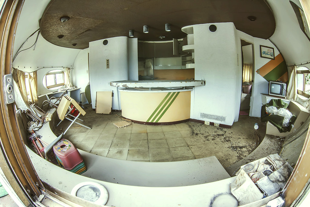 Taiwan futuro house interior taiwan wanli 2014 abandond flickr - House interior images ...