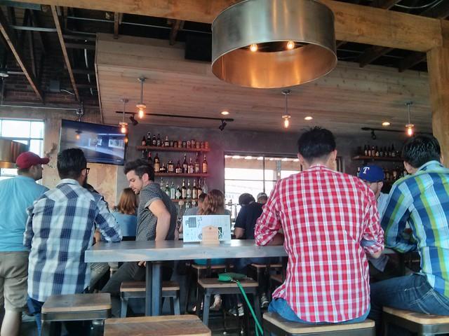 Dallas Beer Kitchen Food Menu
