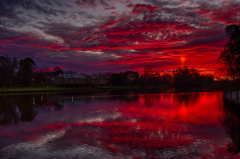 Benalla Sunset