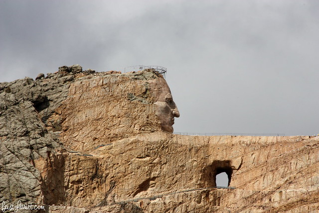 MidWestRoadTrip_Crazy Horse Memorial_feistyharriet_June 2015 (2)