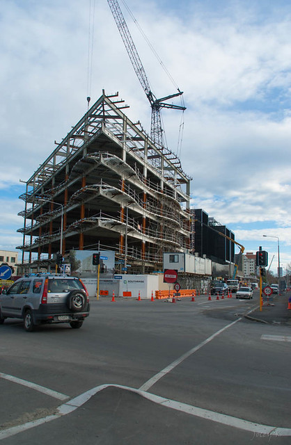 Intersection flickr photo sharing for 151 cambridge terrace christchurch