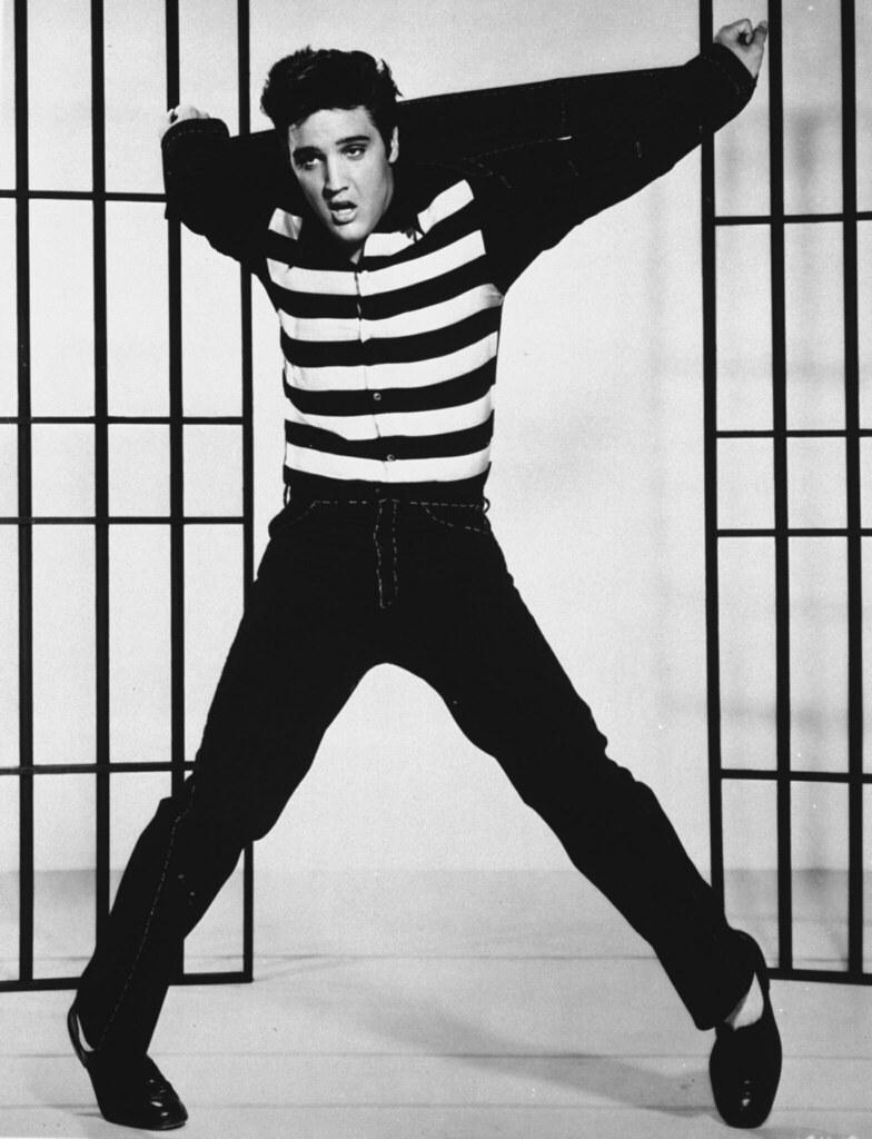Resultado de imagem para elvis jailhouse rock picture